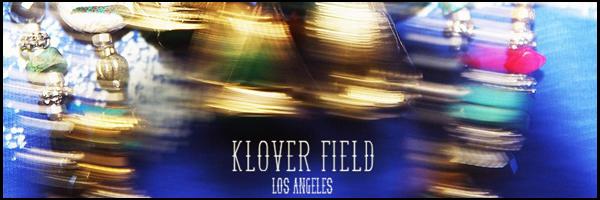 KLOVER FIELD クローバーフィールド ブレスレット